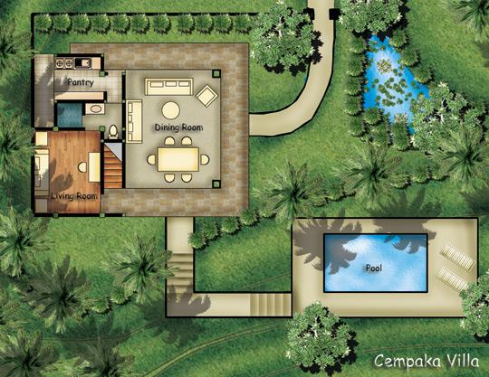 Villa Semana Semana Suite Honeymoon Villa