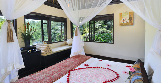 Romantic Honeymoon Package
