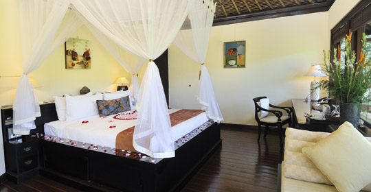 Villa Semana Romantic Packages