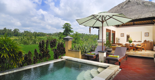 Traditional Balinese View